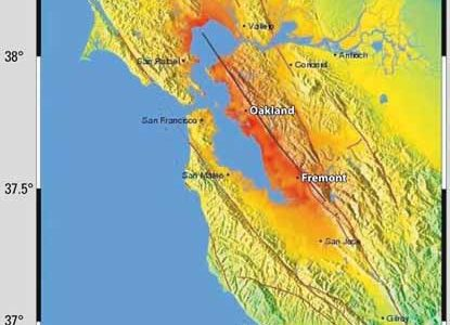 Bay Area Hit by Earthquake
