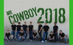 Senior Class of 2018 Holds Annual Mr. Cowboy Fundraiser