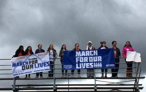 Livermore High School Hosts March For Our Lives Rally