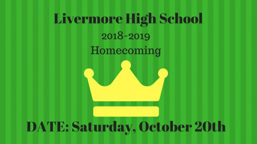 Livermore High School Homecoming: Back to the Future