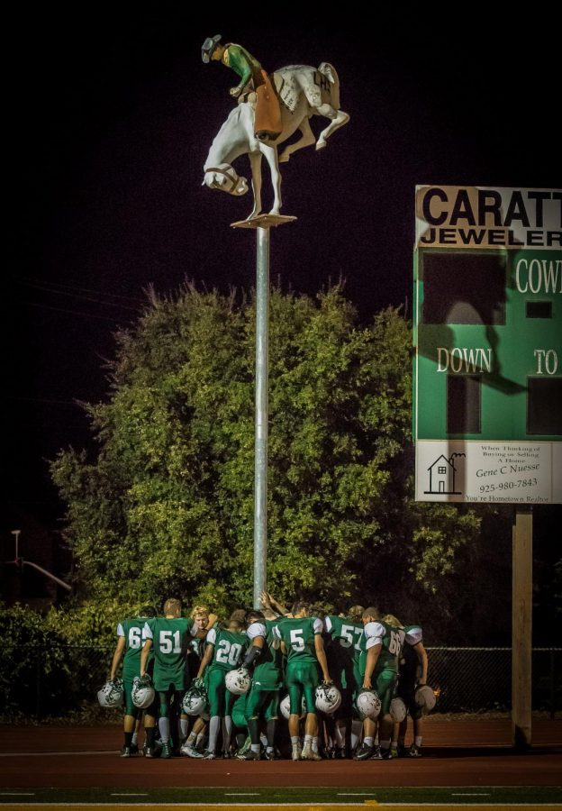 LHS Sports Carry On Traditions