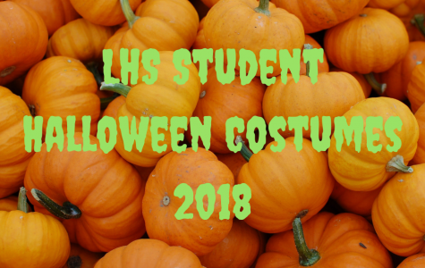 LHS Students and Staff Dress to Impress on Halloween