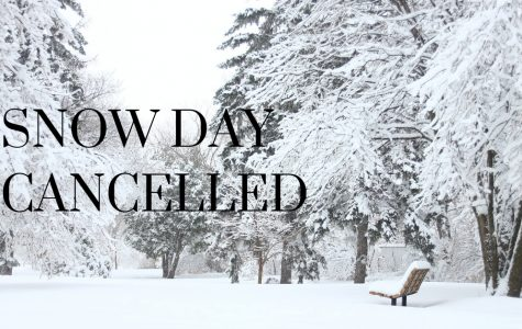 Snow Day Cancelled For Second Year In A Row