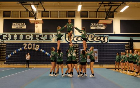 Stunt Cheer Open Gym
