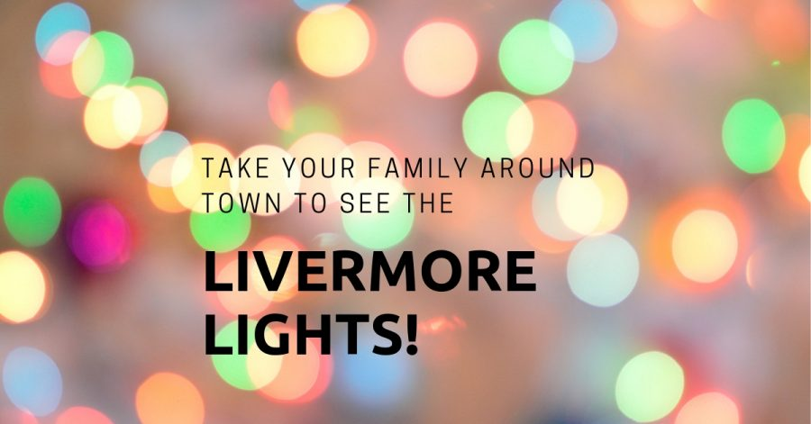 Take Your Family Around Town to See The Livermore Lights!