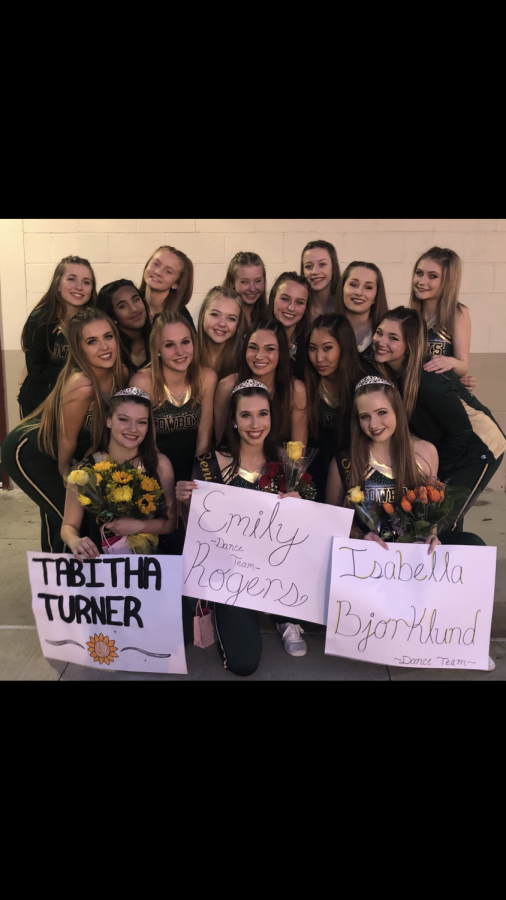 2019+Dance+Team+Takes+on+Senior+Night