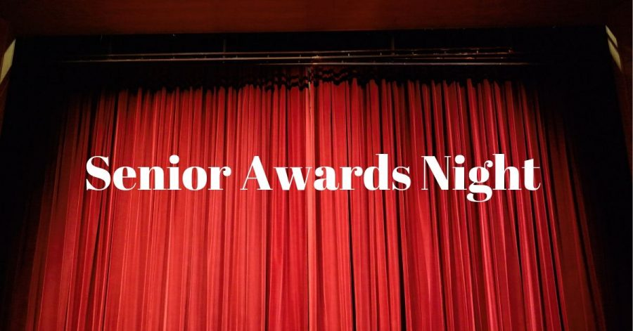 Senior Awards Night to Face Changes This Year