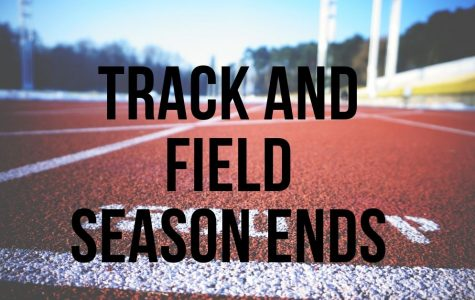 LHS Track and Field Ends Season at NCS