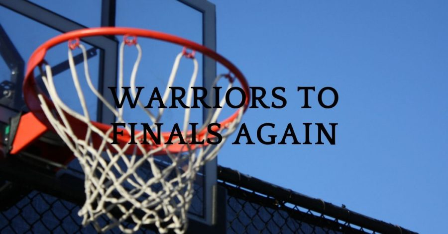 Warriors+Head+to+Finals+for+Their+Fifth+Straight+Year