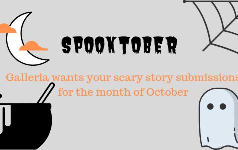 Spooktober: Galleria Wants Your Scary Story Submissions