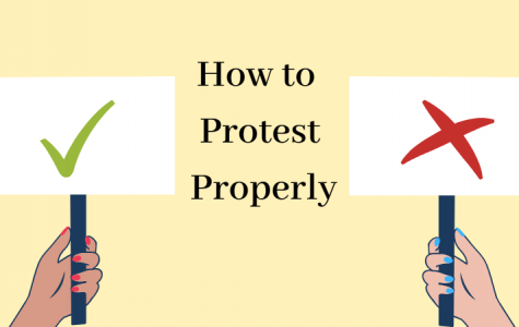 How to Protest Properly