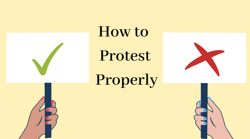 How+to+Protest+Properly