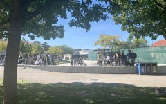 Mini Lunch Rally in the Amphitheater