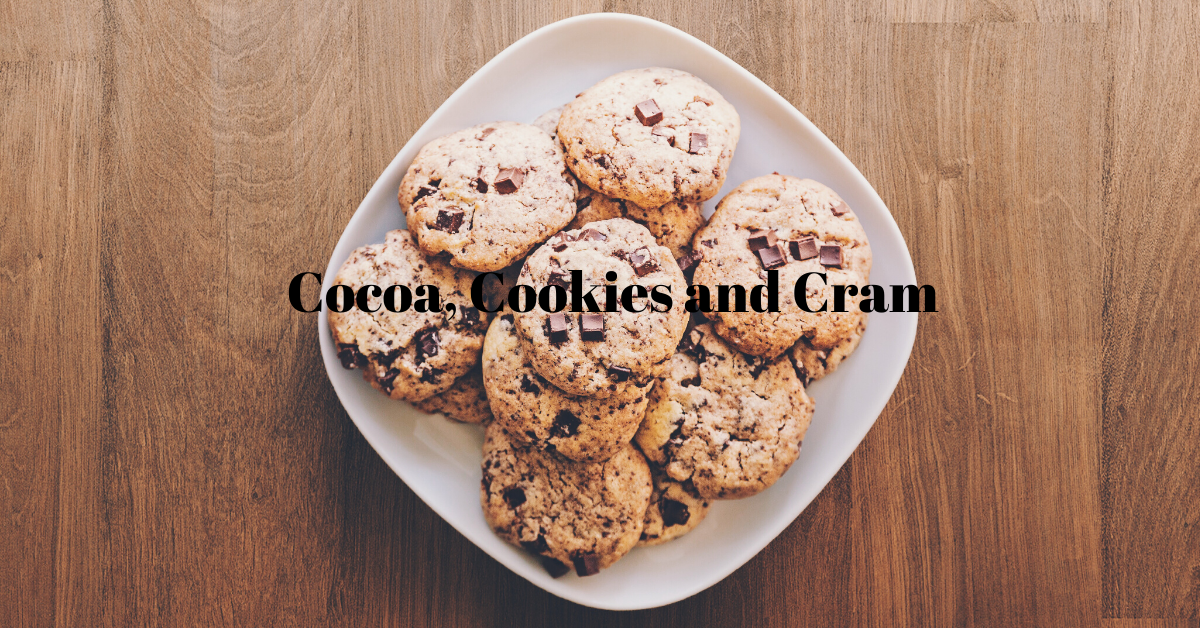 Link Crew Hosts Cocoa Cookies and Cram