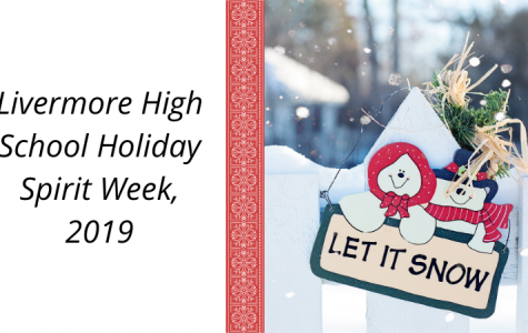 Livermore High School Holiday Spirit Week, 2019