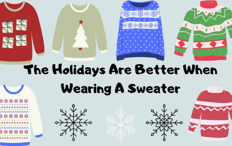 The Holidays Are Better When Wearing A Sweater
