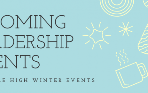 Upcoming Leadership Events