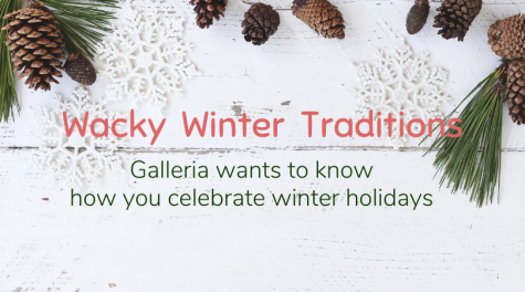 Wacky Winter Traditions