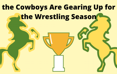 the Cowboys Are Gearing Up for the Wrestling Season