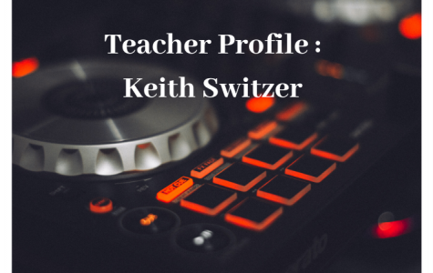 Math Teacher by Day, DJ by Night, Livermore's Keith Switzer Shares his Hobbies With Students