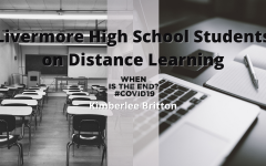 Livermore High School Students on Distance Learning