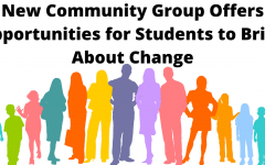 New Community Group Offers Opportunities for Students to Bring About Change