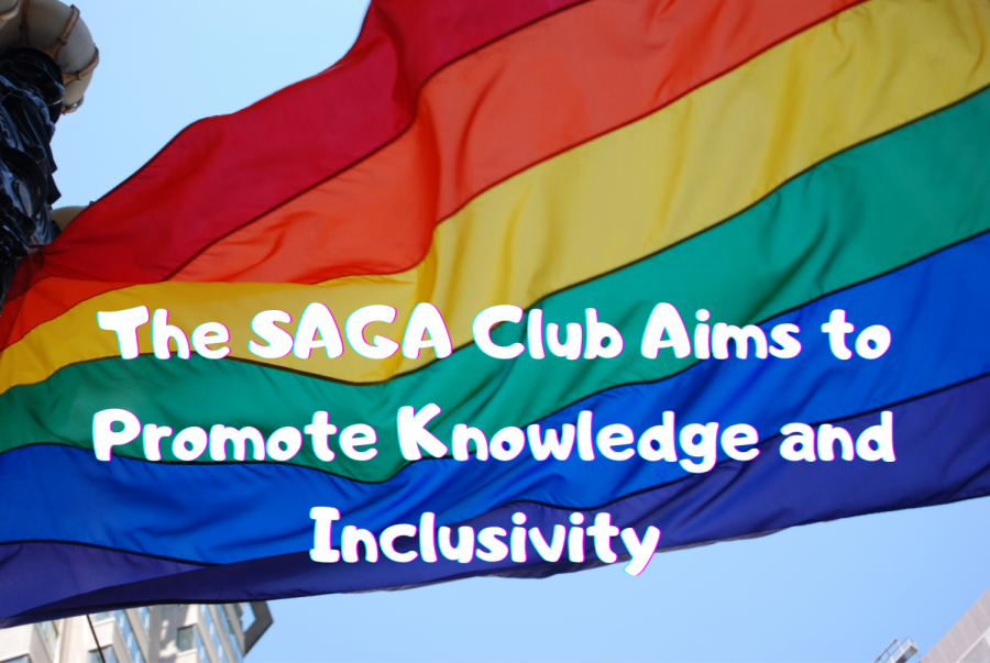 The+SAGA+Club+Aims+to+Promote+Knowledge+and+Inclusivity