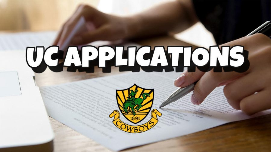 UC Applications for LHS students