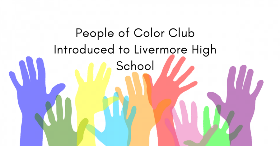 P.O.C. Club Introduced to Livermore High School
