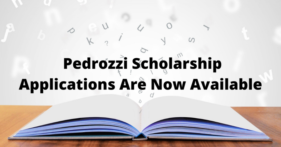 Pedrozzi Scholarship Applications Are Now Available