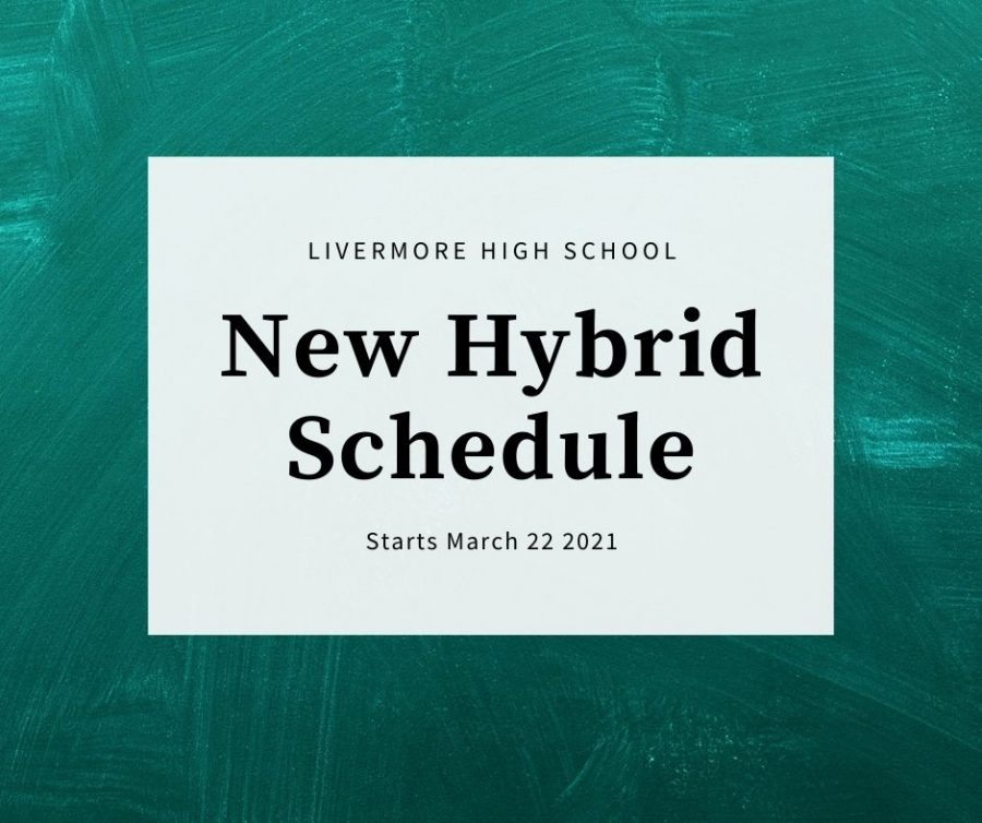 New Hybrid Schedule Approved by LVJUSD School Board