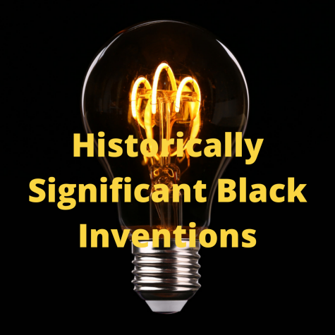 Historically Significant Black Inventions