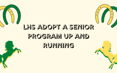 LHS Adopt a Senior Program Up and Running