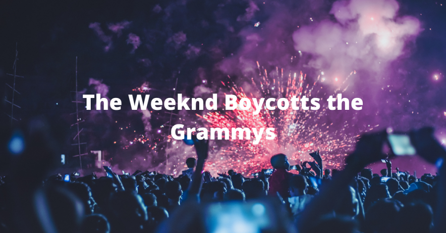 The Weeknd Boycotts the Grammys