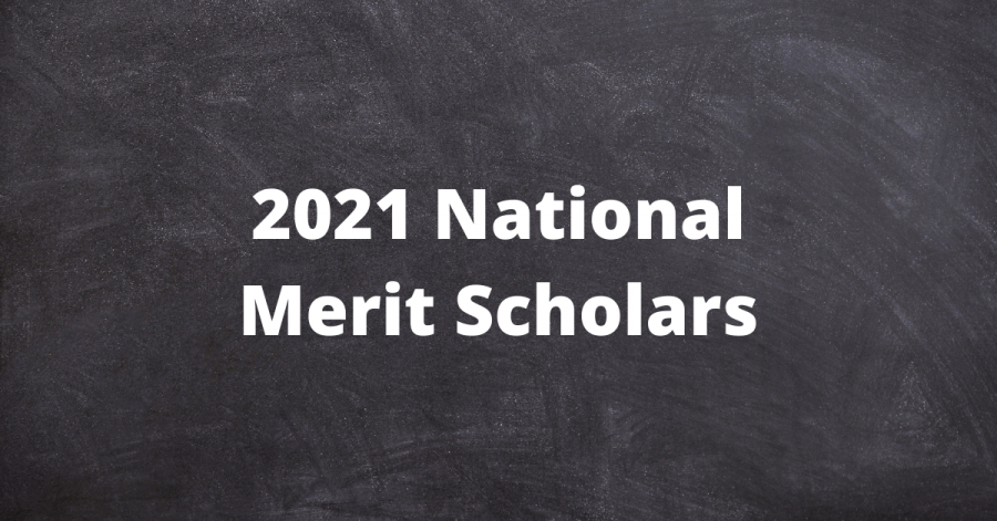 2021 National Merit Scholars