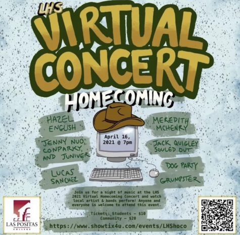LHS Virtual Concert Will Bring Homecoming Week to a Close