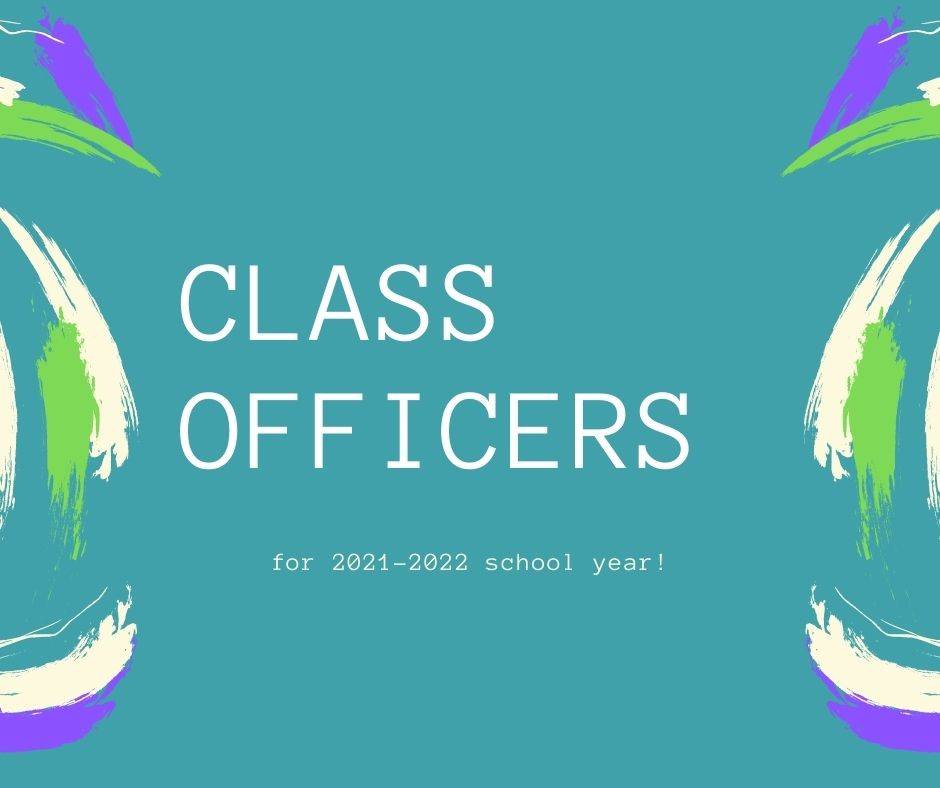 Class Officers Election Results