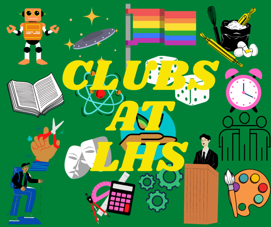 Clubs Are Opening Up at LHS