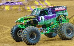 Credit: Grave Digger, after Monster Jam in St Louis, MO, 2014 by OverLord, KAZ Vorpal is licensed under CC by 3.0