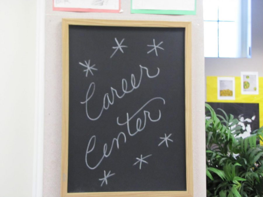 In-Person Career Center is Back Open-Find Out What You Can Do There