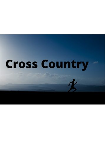 Cross country athlete talks about their goals, other things for the season