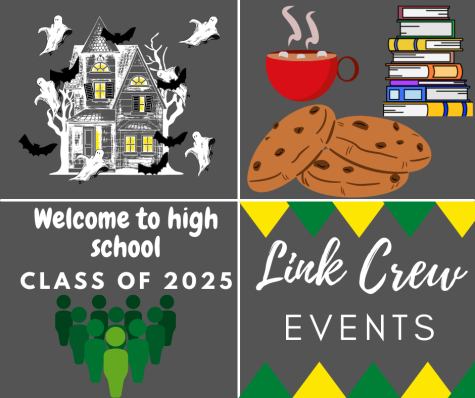Link Crew Events For Autumn